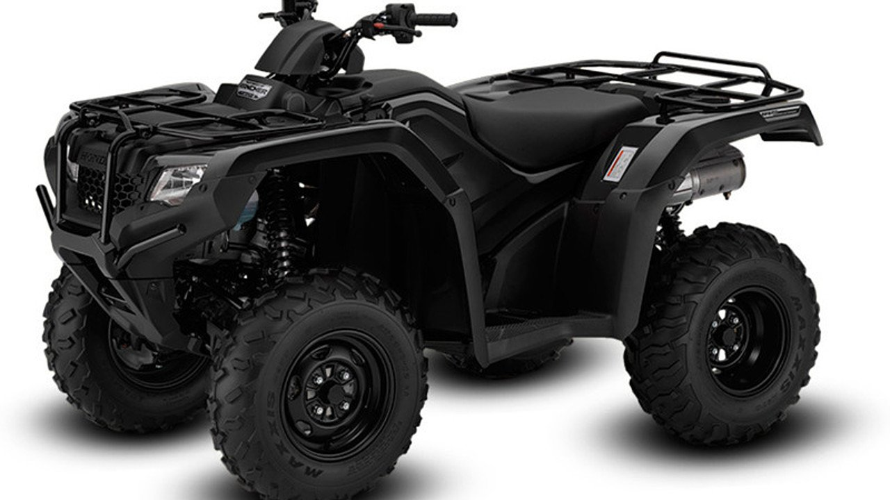 2017 Honda FourTrax Rancher for sale 200458907