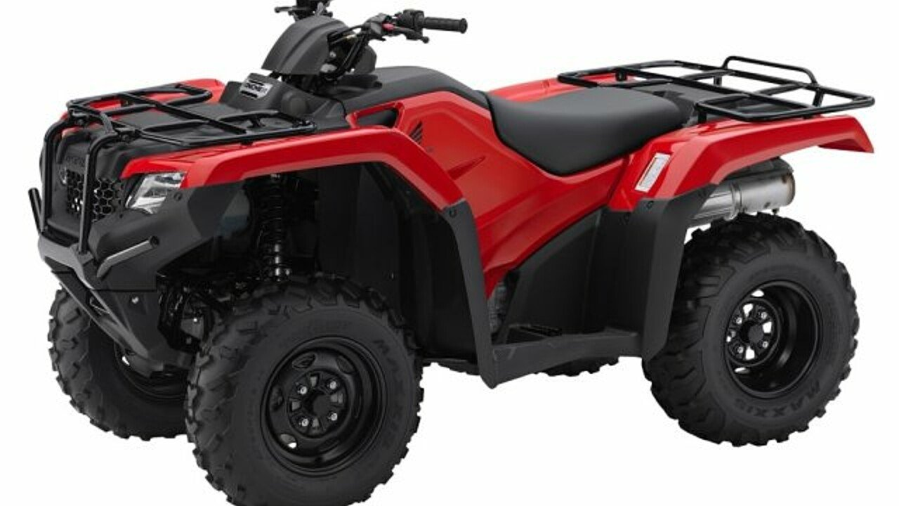 2017 Honda FourTrax Rancher for sale 200467073
