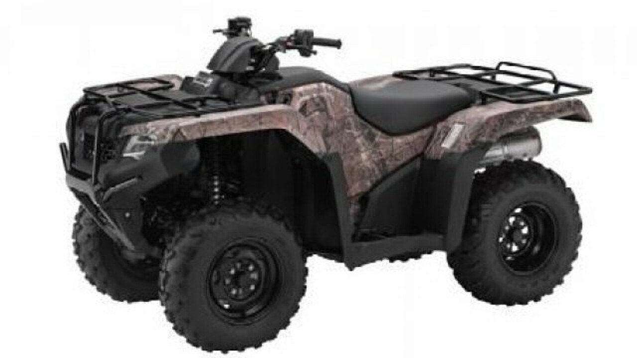 2017 Honda FourTrax Rancher for sale 200486112