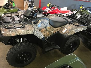 2017 Honda FourTrax Rancher for sale 200501752