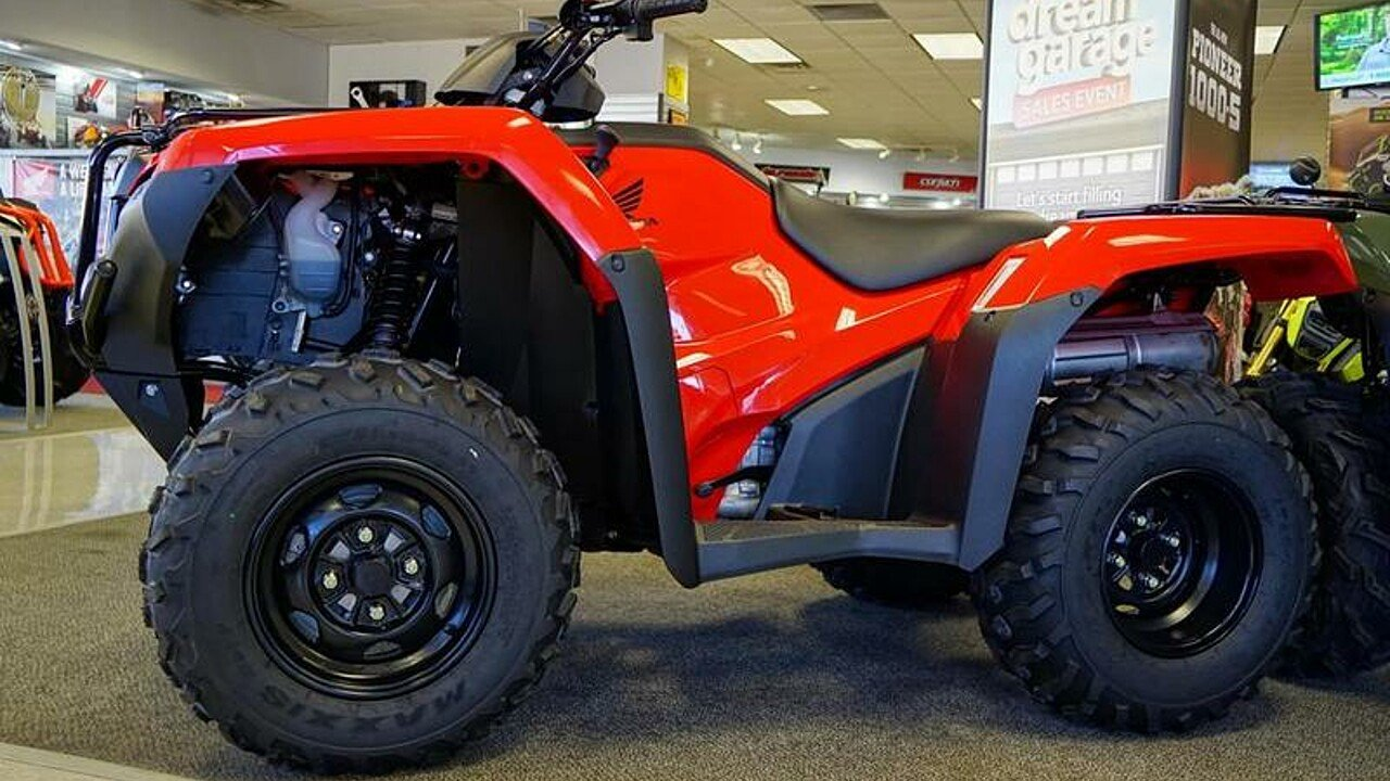 2017 Honda FourTrax Rancher for sale 200501808