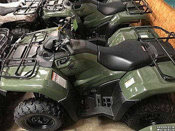 2017 Honda FourTrax Rancher for sale 200501810