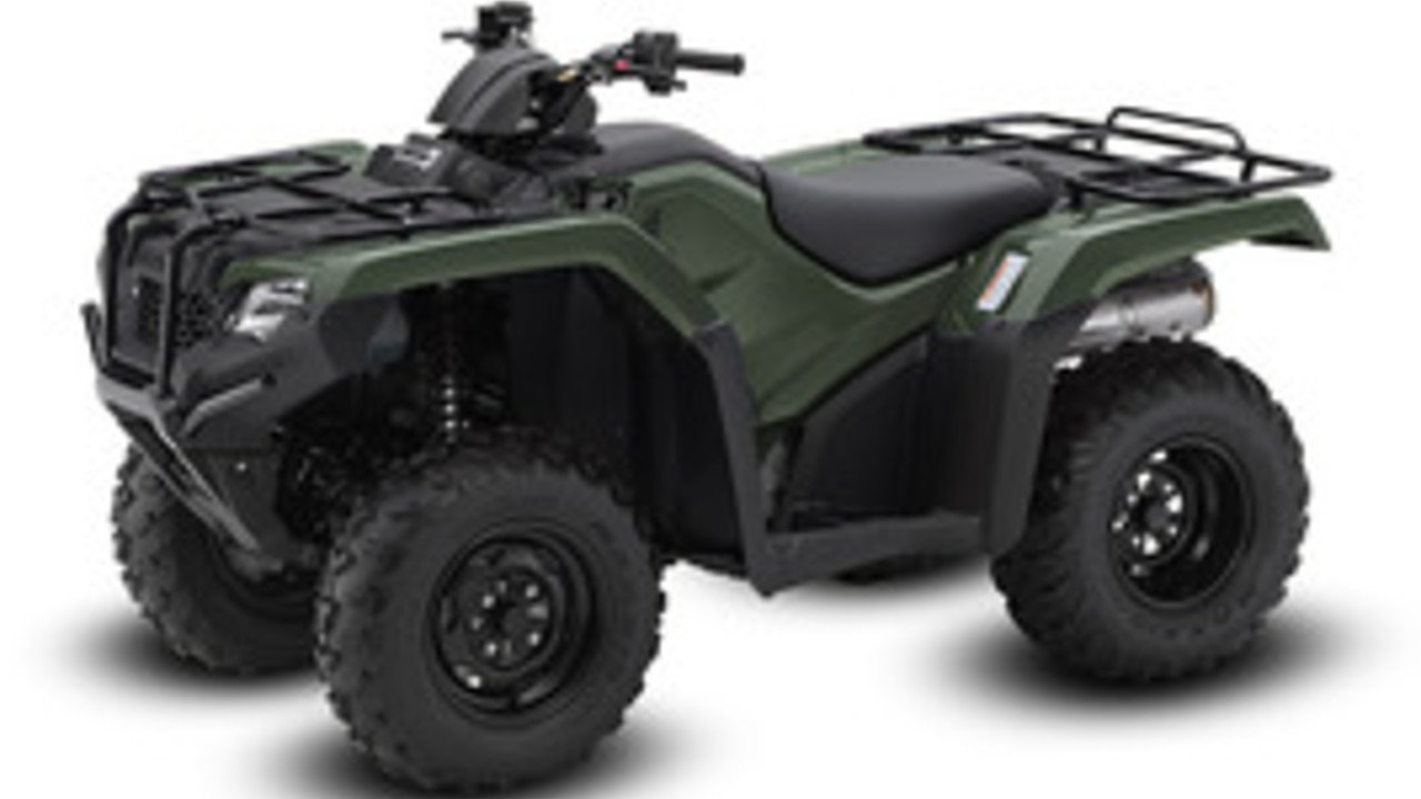 2017 Honda FourTrax Rancher 4x4 Automatic DCT EPS for sale 200502486