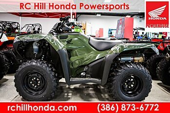 2017 Honda FourTrax Rancher for sale 200532490