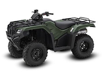 2017 Honda FourTrax Rancher 4x4 Automatic DCT EPS for sale 200537209