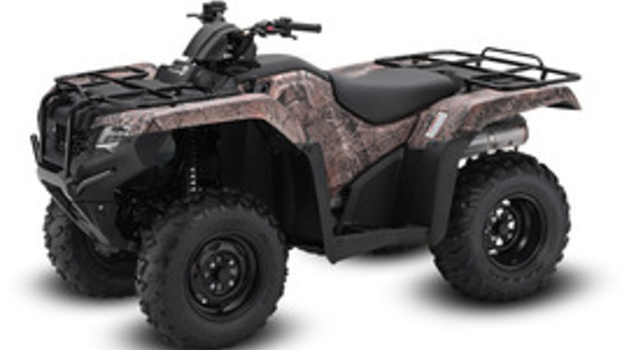 2017 Honda FourTrax Rancher for sale 200561325