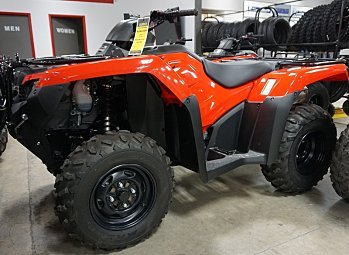 2017 Honda FourTrax Rancher for sale 200570389
