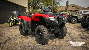 2017 Honda FourTrax Rancher 4x4 Automatic DCT EPS for sale 200582108