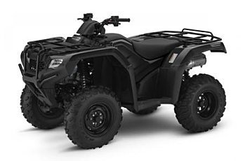 2017 Honda FourTrax Rancher 4x4 Automatic DCT IRS EPS for sale 200584732