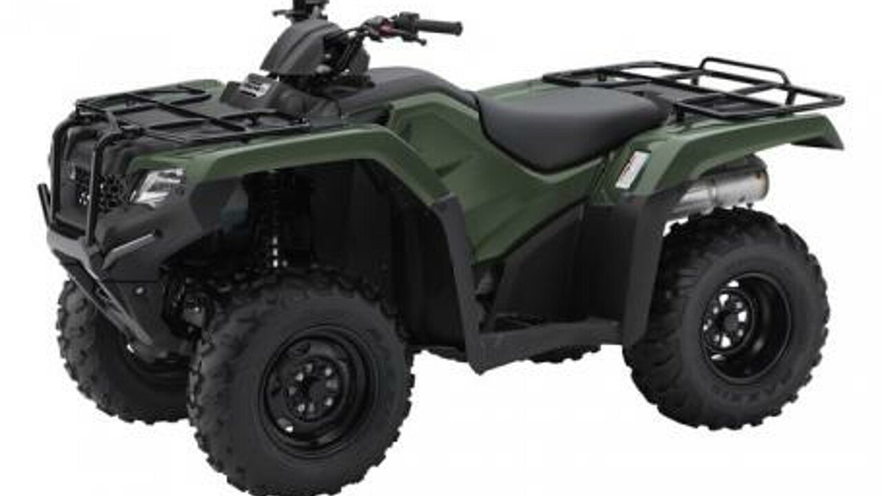 2017 Honda FourTrax Rancher for sale 200584956