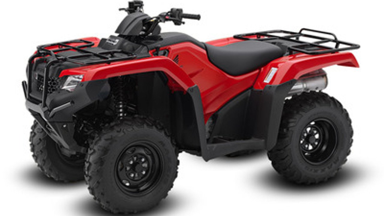 2017 Honda FourTrax Rancher 4x4 Automatic DCT EPS for sale 200591260