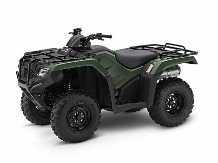 2017 Honda FourTrax Rancher for sale 200446470