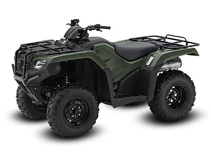2017 Honda FourTrax Rancher for sale 200645258