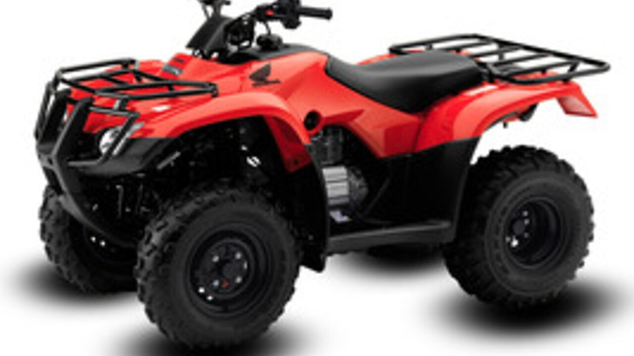 2017 Honda FourTrax Recon for sale 200502013