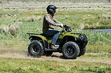 2017 Honda FourTrax Recon for sale 200446097