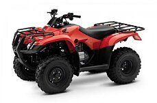 2017 Honda FourTrax Recon for sale 200446107