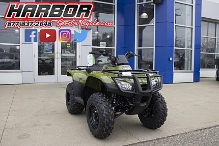 2017 Honda FourTrax Recon for sale 200522250