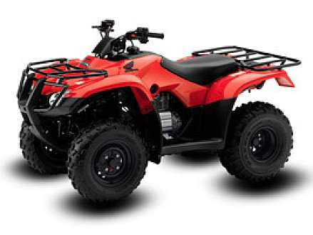 2017 Honda FourTrax Recon for sale 200561285