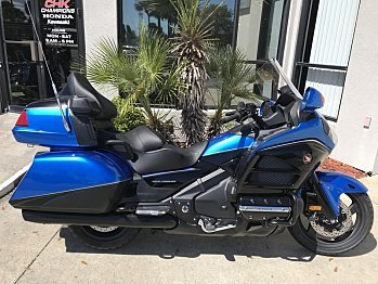 2017 Honda Gold Wing Comfort Navi XM ABS for sale 200571030