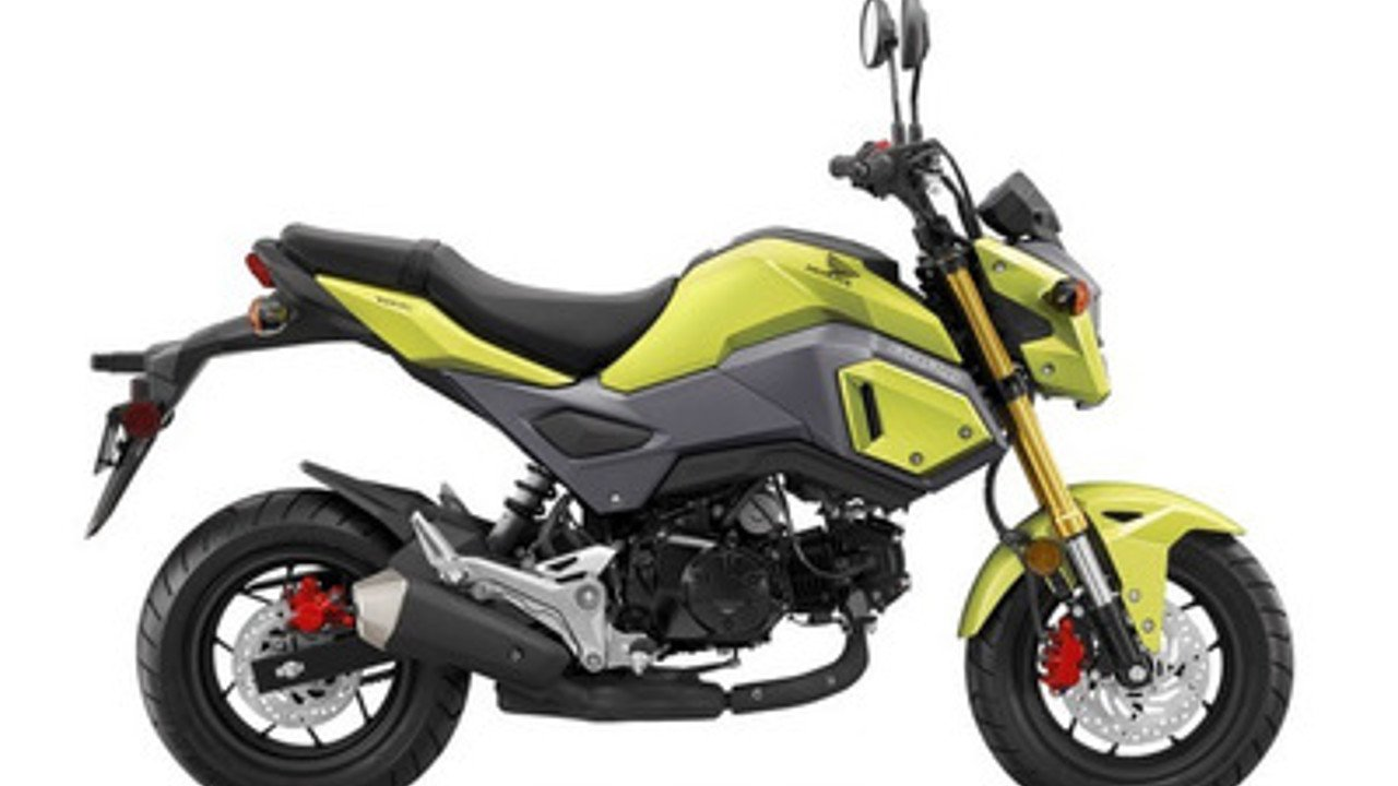 2017 Honda Grom for sale 200501989