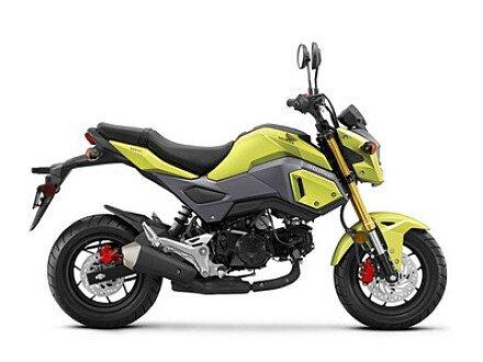 2017 Honda Grom for sale 200377812
