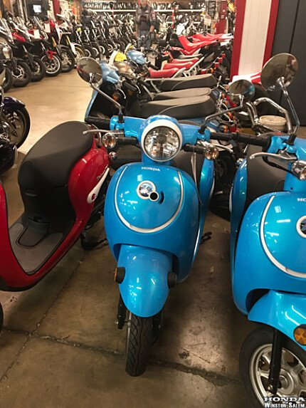 2017 Honda Metropolitan for sale 200501739