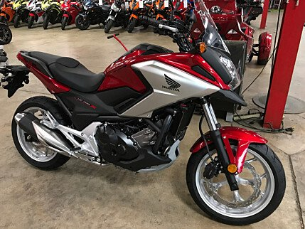 2017 Honda NC700X for sale 200501743