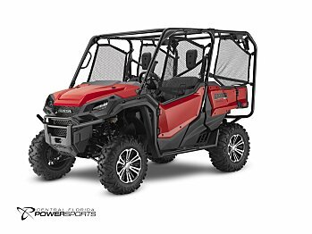 2017 Honda Pioneer 1000 for sale 200404126