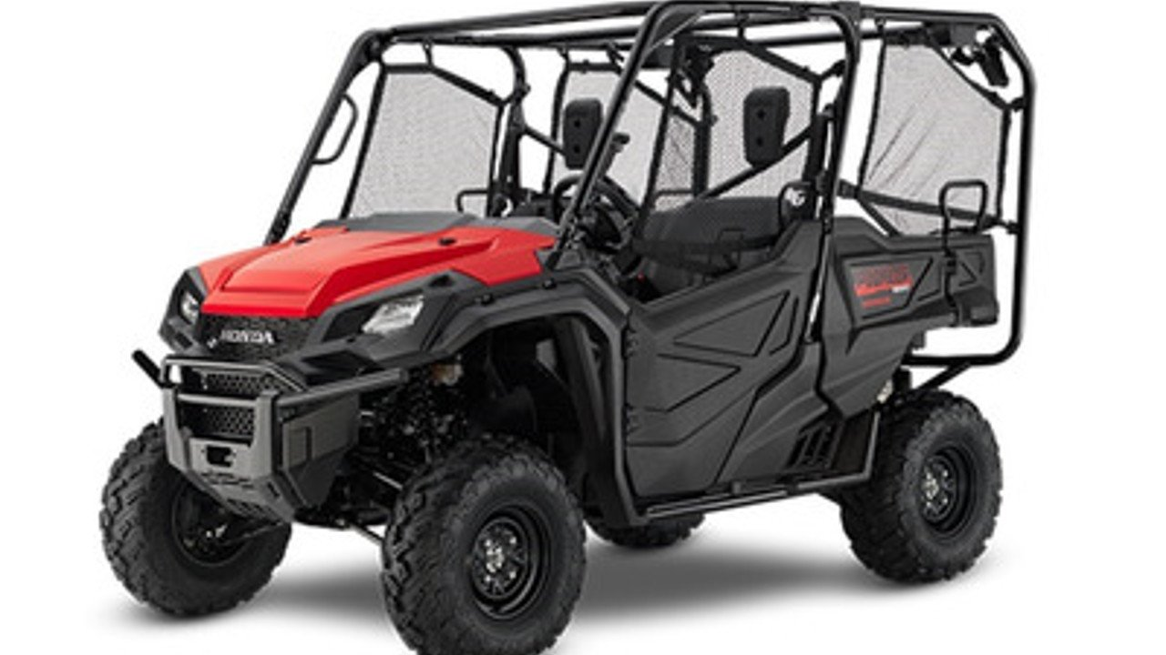 2017 Honda Pioneer 1000 for sale 200453794