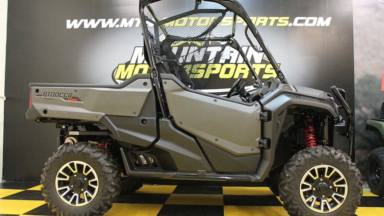 2017 Honda Pioneer 1000 Limited Edition for sale 200540935