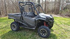 2017 Honda Pioneer 1000 for sale 200428874