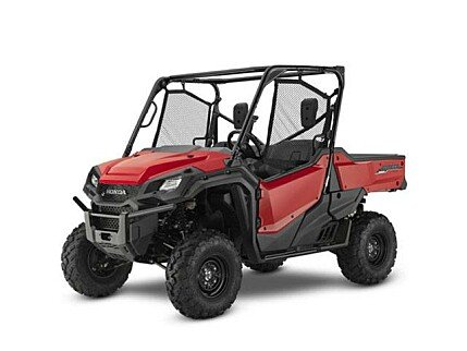 2017 Honda Pioneer 1000 for sale 200488582