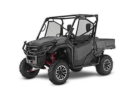 2017 Honda Pioneer 1000 for sale 200556122