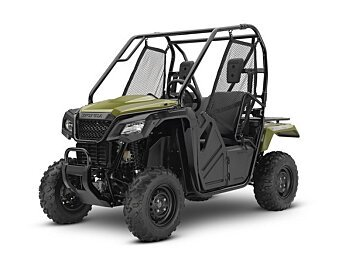 2017 Honda Pioneer 500 for sale 200457886