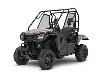 2017 Honda Pioneer 500 for sale 200457887