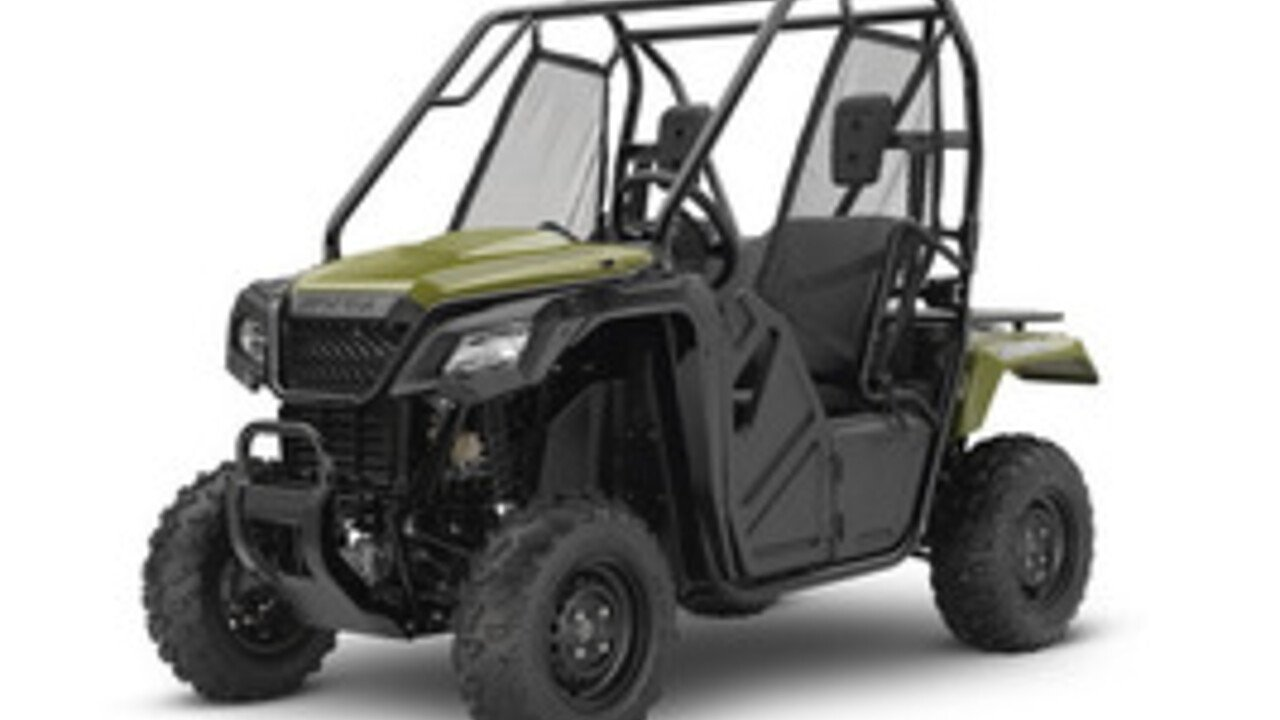 2017 Honda Pioneer 500 for sale 200561495