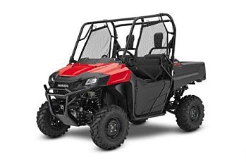 2017 Honda Pioneer 500 for sale 200584712
