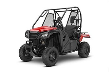 2017 Honda Pioneer 500 for sale 200584953