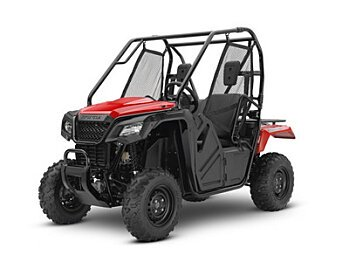 2017 Honda Pioneer 500 for sale 200600696