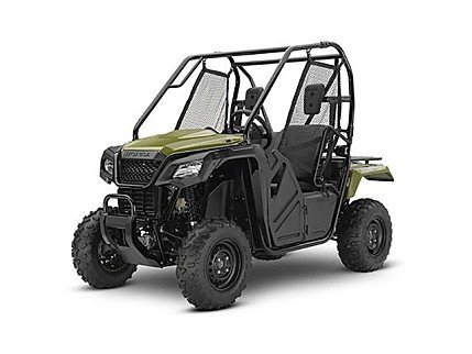 2017 Honda Pioneer 500 for sale 200446254