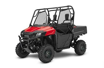 2017 Honda Pioneer 500 for sale 200465232