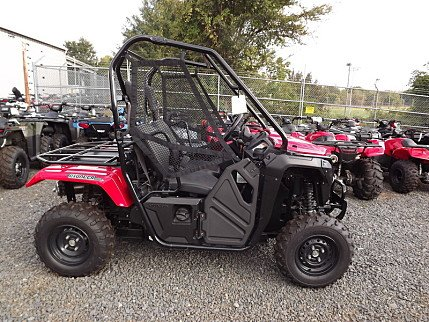 2017 Honda Pioneer 500 for sale 200500592