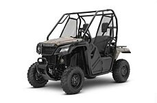 2017 Honda Pioneer 500 for sale 200501814