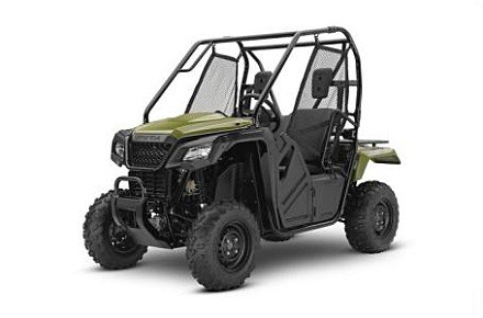 2017 Honda Pioneer 500 for sale 200536957