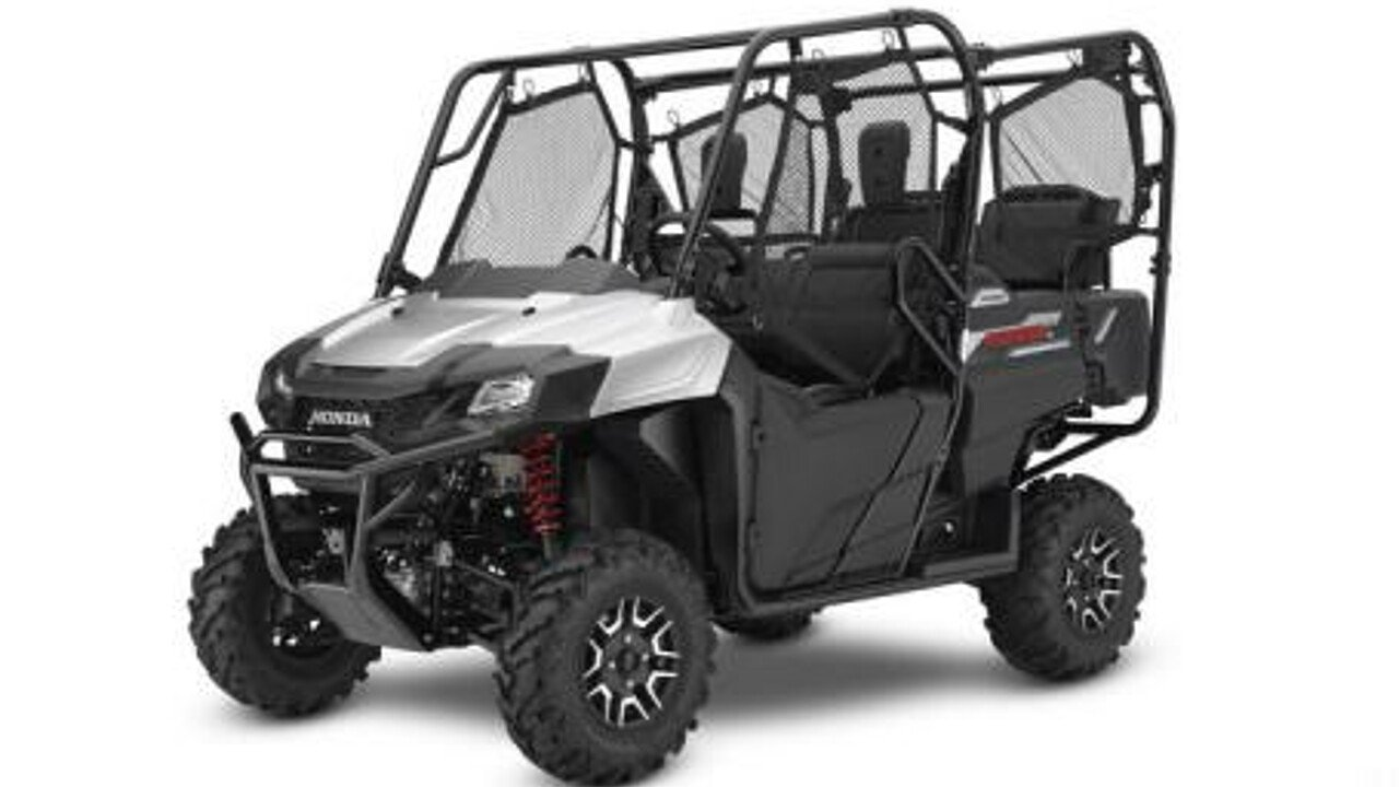 2017 Honda Pioneer 700 for sale 200423067
