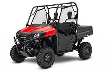 2017 Honda Pioneer 700 for sale 200496079