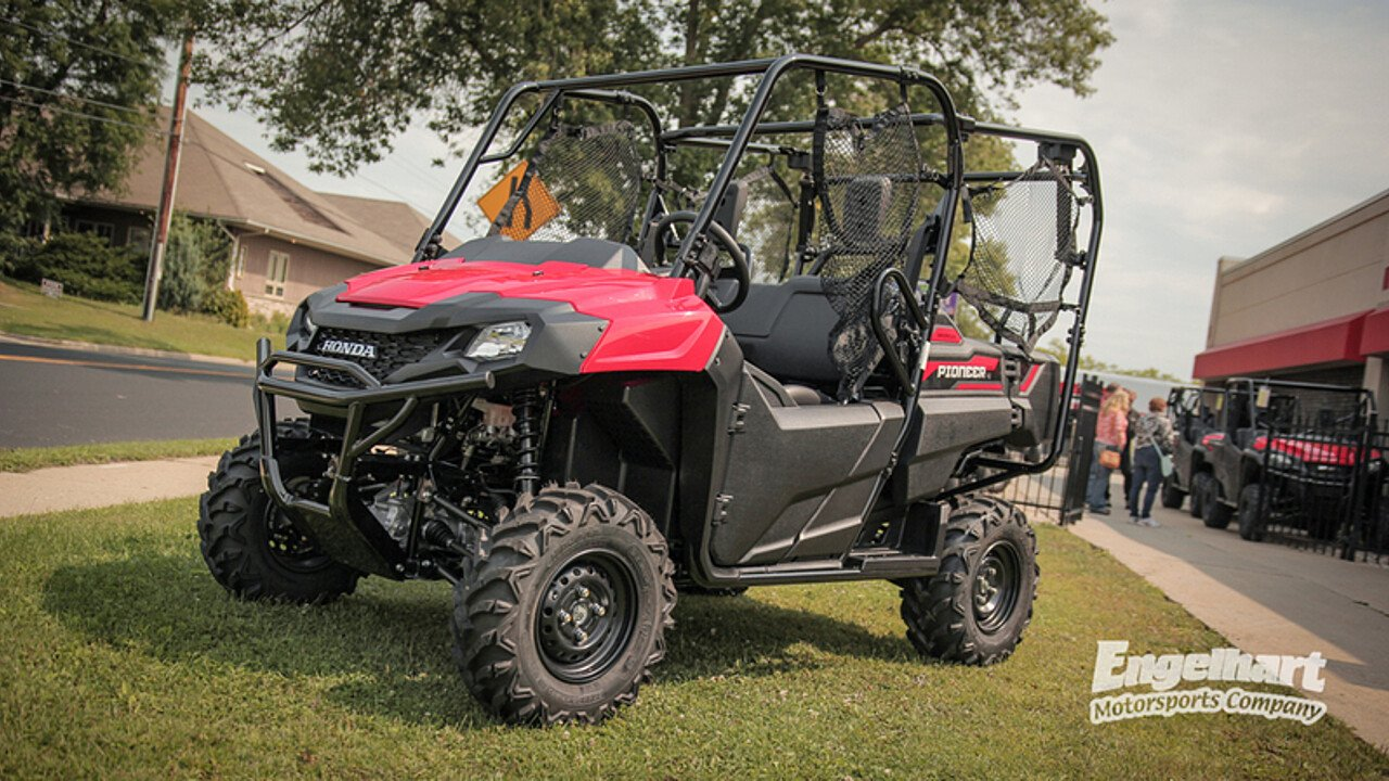 2017 Honda Pioneer 700 for sale 200582318