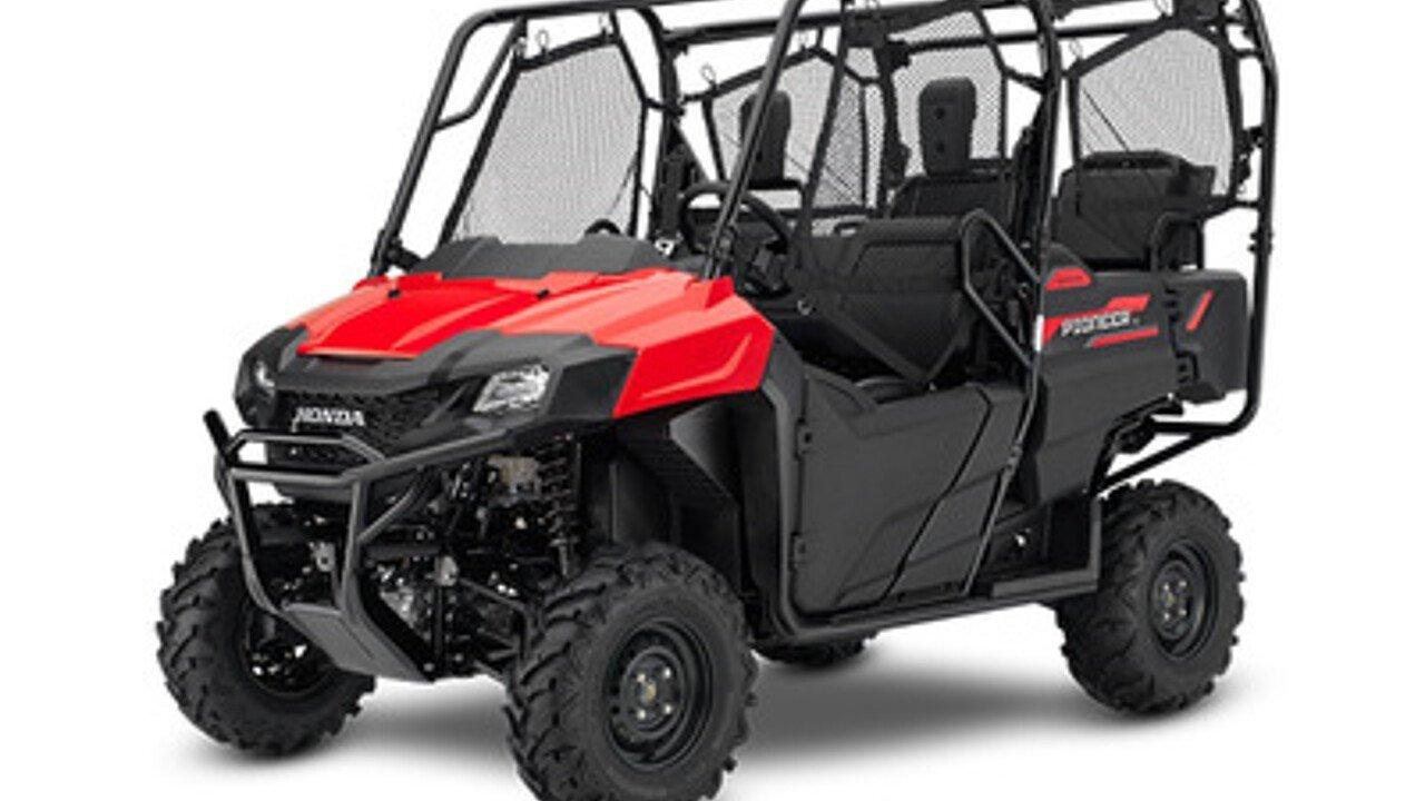 2017 Honda Pioneer 700 for sale 200587416