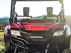 2017 Honda Pioneer 700 for sale 200457884