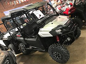 2017 Honda Pioneer 700 for sale 200501863